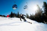 Lillehammer Hafjell Norway Alpine alpint Gudbrandsdalen Gondola gondol Oppland