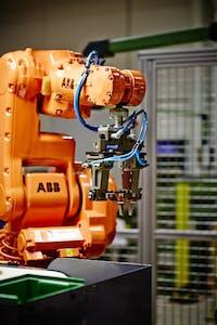 Gjøvik Gjøvikregionen NCE Raufoss - teknologiarbeidsplasser robot ingeniørjobb Oppland