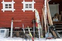Hadeland vinter ski skispor langrenn Oppland