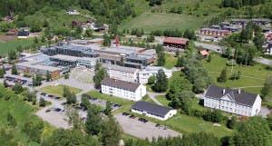 Høgskolen i Lillehammer. Foto: Ole Jakob Reichelt/HiL
