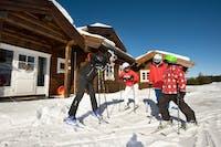 Lillehammer-regionen Hytte i Hafjell. Foto: Vegard Breie