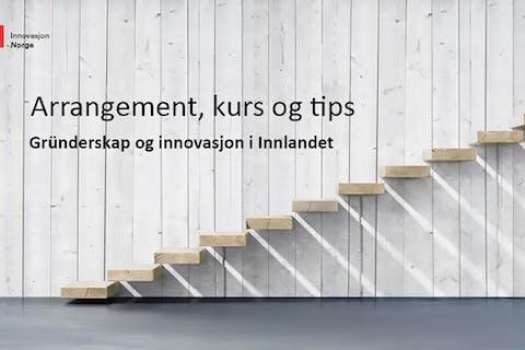 Facebookside - Gründerskap- og innovasjon i Innlandet